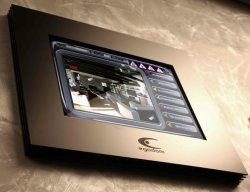 "eTouch, IL Touch Screen in WALL - 12"" 15"""
